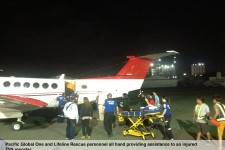 TV5 Reporter Rescue