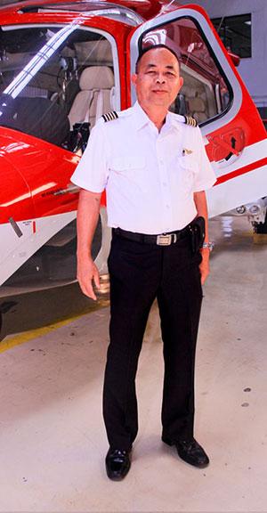 Captain Jesus J. Hernandez