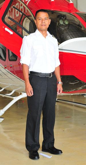 Captain Carino F. Delvo Jr.