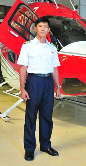 Captain Noelo C. Albano