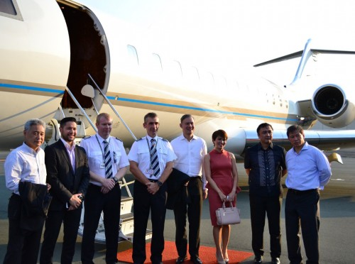 Pacific Global One Aviation Company Inc  | PLDT aviation unit opens